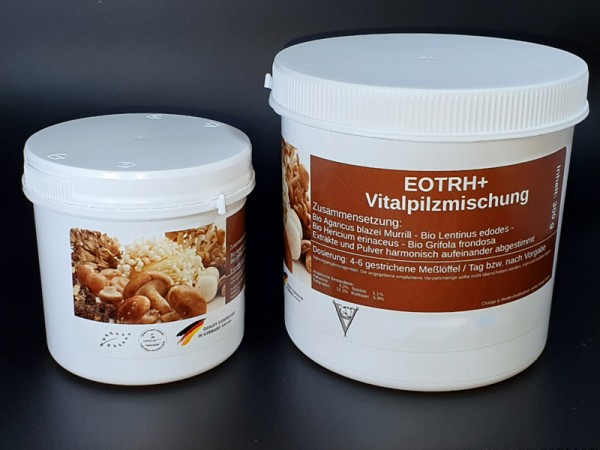 Bio EOTRH+ Mélange de champignons médicinaux pour chevaux