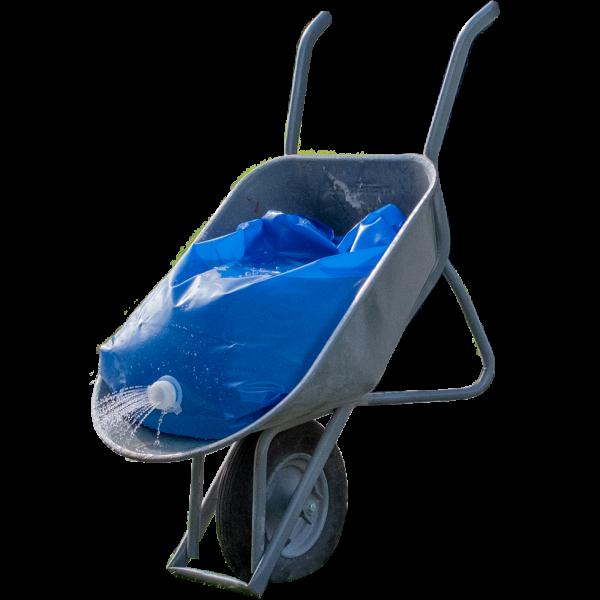 AquaTrans Wassersack 80 l (für Schubkarre)