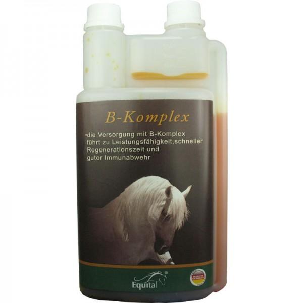 B-Komplex Liquid für Pferde