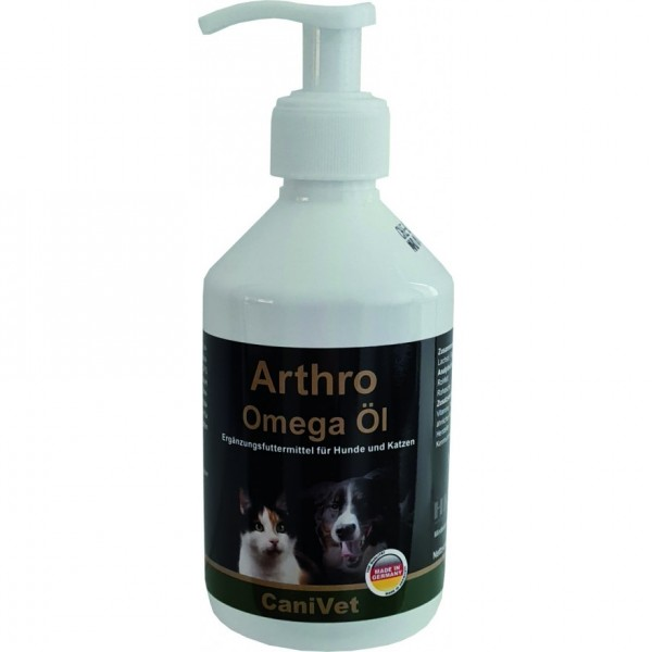 CaniVet Arthro Omega Öl
