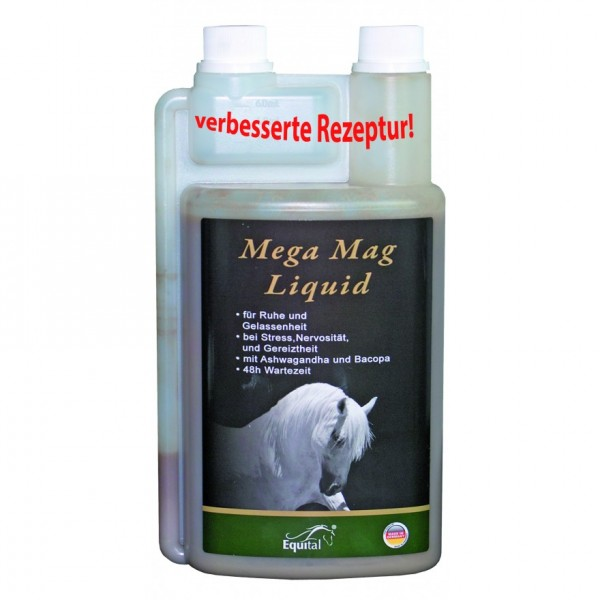 Equital Mega Mag & B12 Liquid